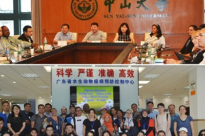 FAO/NFTEC/SYSU Intensive 7-day course on Tilapia Lake Virus successfully completed in Guangzhou