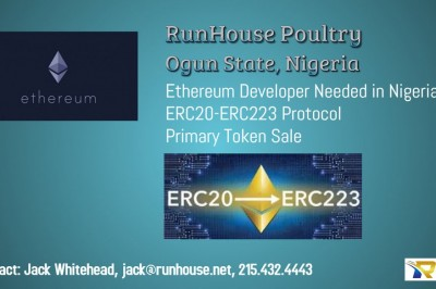 ERC20 - ERC223 developer in Nigeria